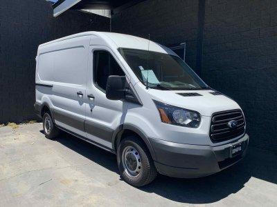 2018 Ford Transit 250 Van Medium Roof w/Sliding Side Door w/RWB Van 3D