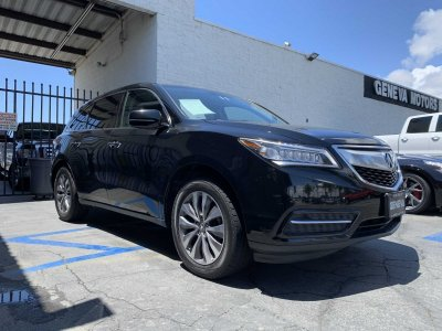 2015 Acura MDX Sport Utility 4D