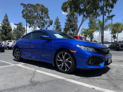 2018 Honda Civic Si Coupe 2D