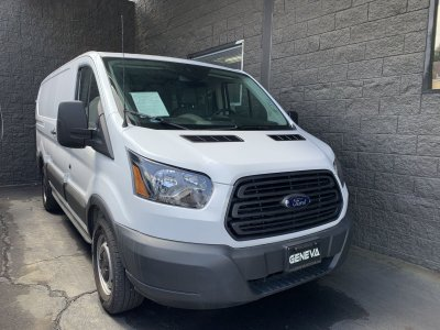 2018 Ford Transit 150 Van Low Roof w/60/40 Side Door w/RWB Van 3D