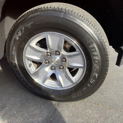 2018 Chevrolet Silverado 1500 Double Cab LT Pickup 4D 6 1/2 ft