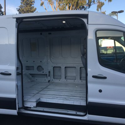 2018 Ford Transit 250 Van Medium Roof w/Sliding Side Door w/LWB Van 3D