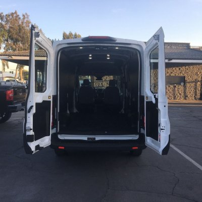 2019 Ford Transit 250 Van Medium Roof w/Sliding Side Door w/LWB Van 3D
