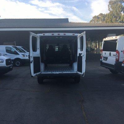 2017 Ram ProMaster Cargo Van 1500 Low Roof Van 3D