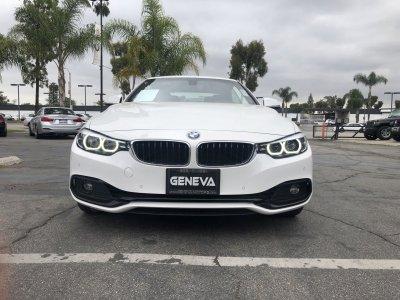 2018 BMW 4 Series 430i Convertible 2D