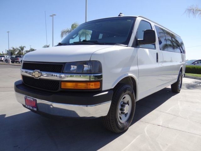 Used 2016 Chevrolet Express 3500 LT in Hanford, CA