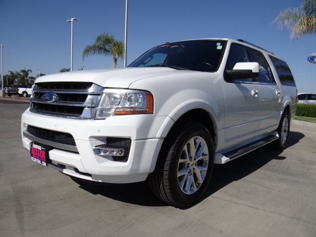 Used 2017 Ford Expedition EL Limited in Hanford, CA