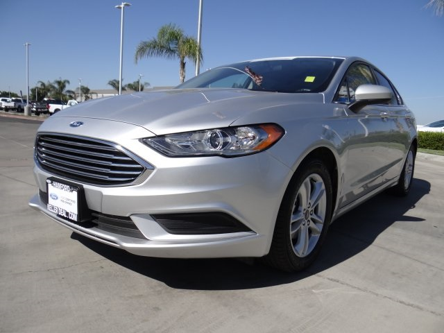 Used 2018 Ford Fusion SE in Hanford, CA