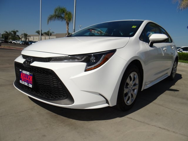Used 2020 Toyota Corolla LE in Hanford, CA