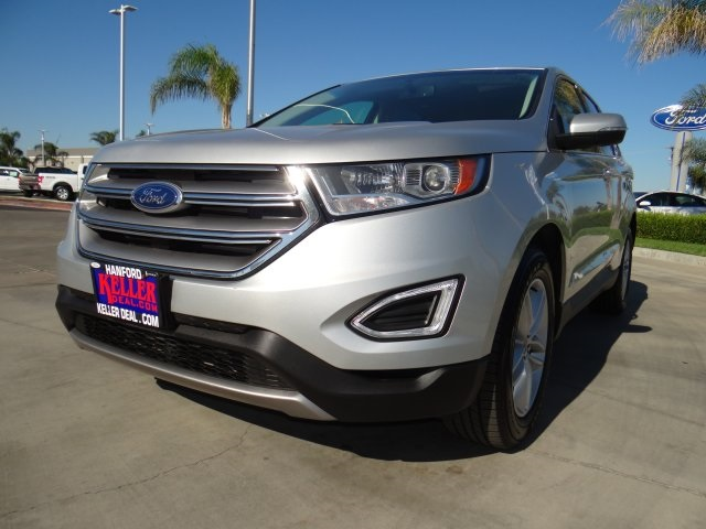 Used 2018 Ford Edge SEL in Hanford, CA