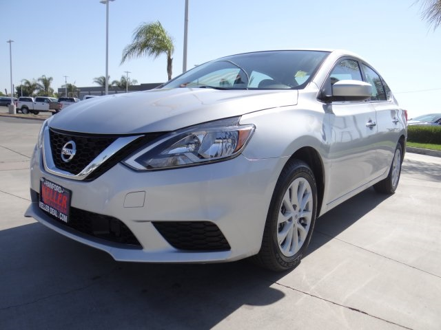 Used 2019 Nissan Sentra SV in Hanford, CA