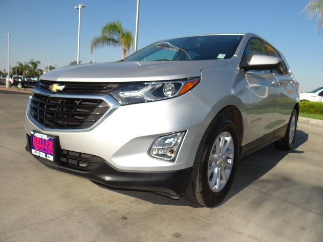 Used 2018 Chevrolet Equinox LT in Hanford, CA