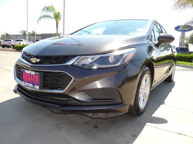 Used 2017 Chevrolet Cruze LT in Hanford, CA