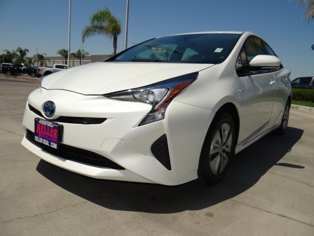 Used 2017 Toyota Prius Two in Hanford, CA