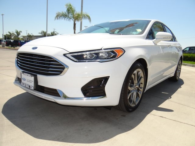 Used 2020 Ford Fusion SEL in Hanford, CA
