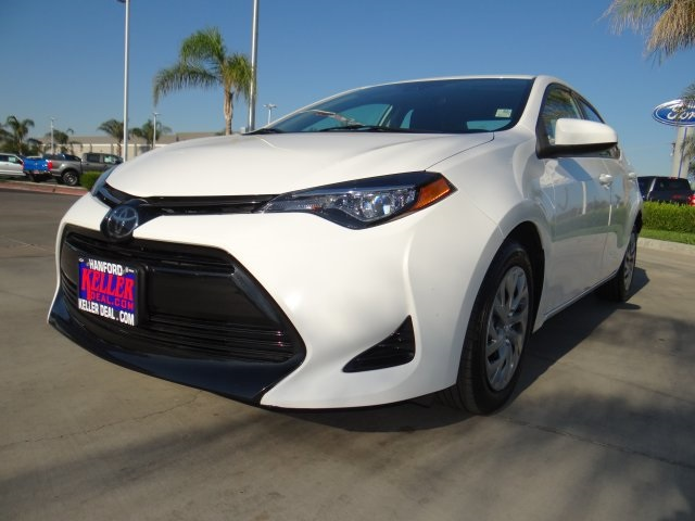 Used 2018 Toyota Corolla L in Hanford, CA