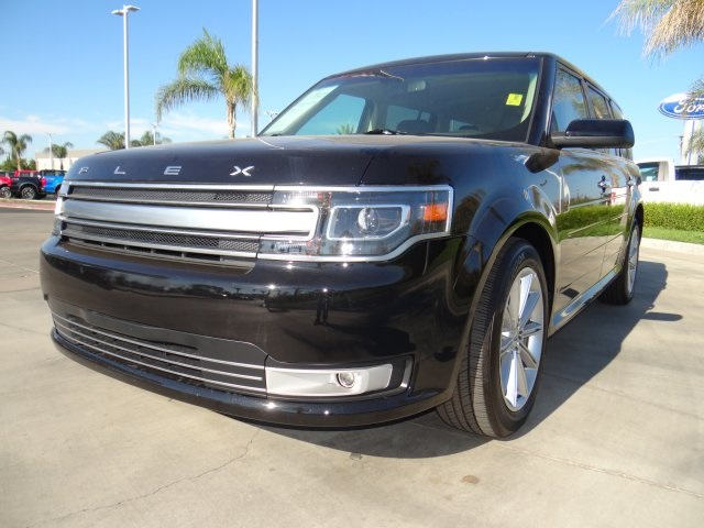 Used 2019 Ford Flex Limited in Hanford, CA