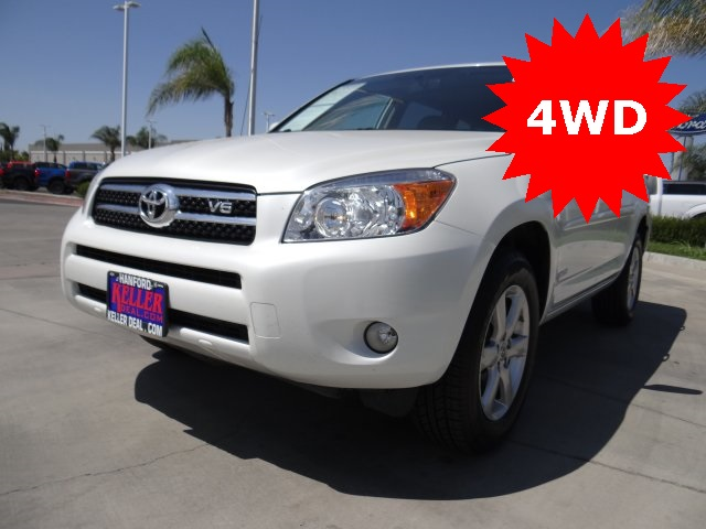 Used 2008 Toyota RAV4 Limited in Hanford, CA