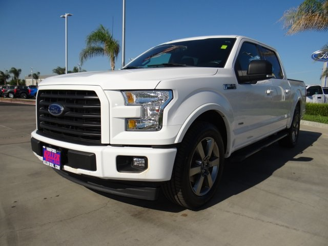 Used 2017 Ford F-150 XLT in Hanford, CA