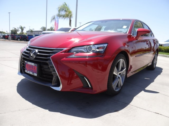 Used 2017 Lexus GS 350 in Hanford, CA