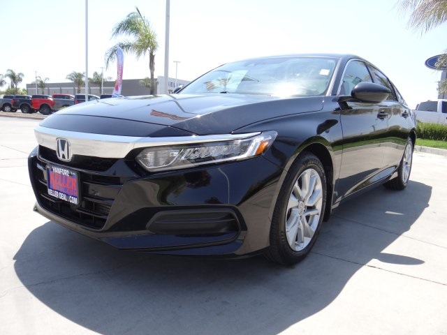 Used 2018 Honda Accord LX in Hanford, CA