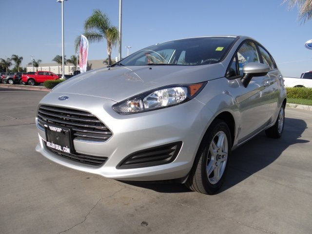 Used 2019 Ford Fiesta SE in Hanford, CA