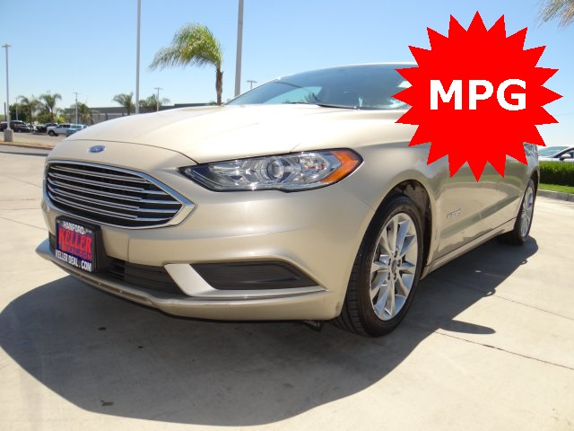 Used 2017 Ford Fusion Hybrid SE in Hanford, CA