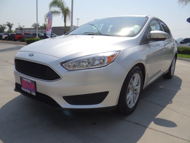 Used 2017 Ford Focus SE in Hanford, CA