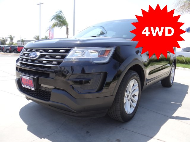 Used 2017 Ford Explorer Base in Hanford, CA