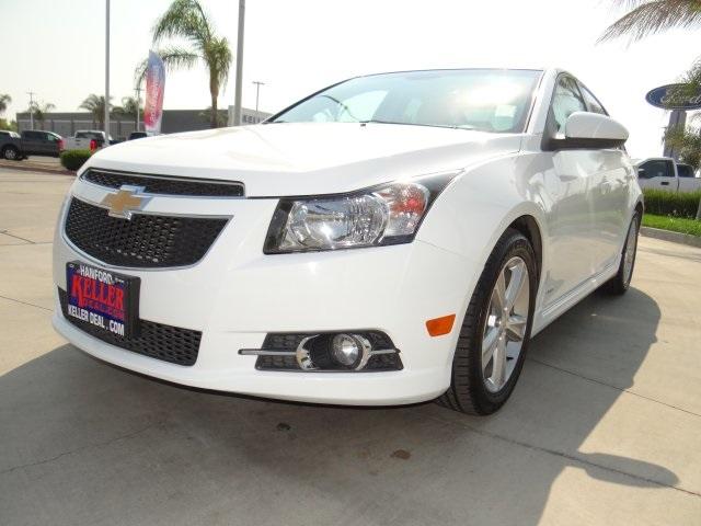 Used 2014 Chevrolet Cruze 2LT in Hanford, CA