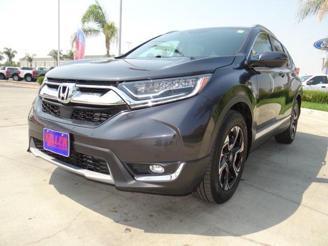 Used 2017 Honda CR-V Touring in Hanford, CA