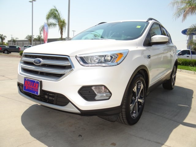 Used 2018 Ford Escape SEL in Hanford, CA