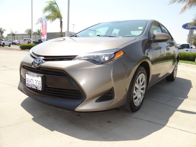 Used 2019 Toyota Corolla LE in Hanford, CA