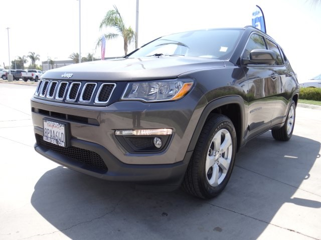 Used 2020 Jeep Compass Latitude in Hanford, CA