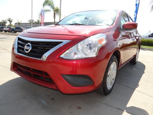 Used 2019 Nissan Versa 1.6 SV in Hanford, CA