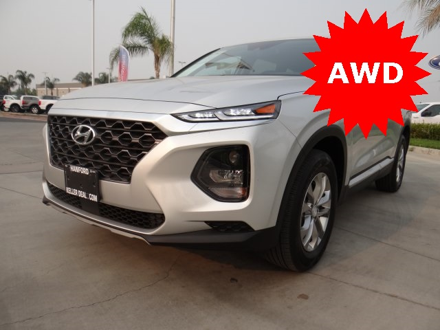 Used 2019 Hyundai Santa Fe SE 2.4 in Hanford, CA
