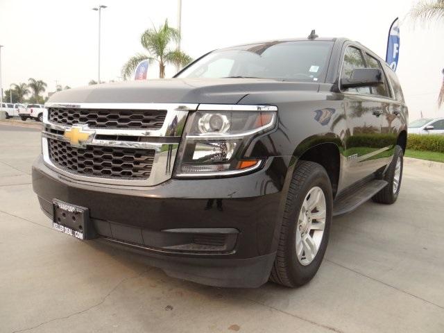 Used 2019 Chevrolet Tahoe LT in Hanford, CA