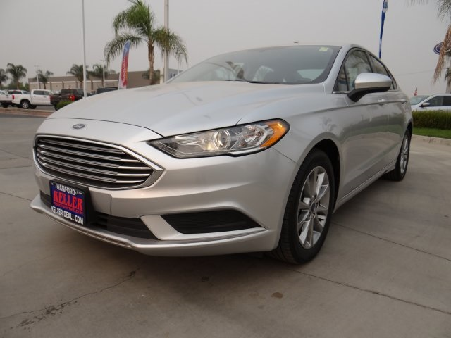 Used 2017 Ford Fusion SE in Hanford, CA