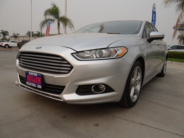 Used 2016 Ford Fusion S in Hanford, CA