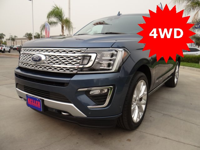 Used 2019 Ford Expedition Platinum in Hanford, CA