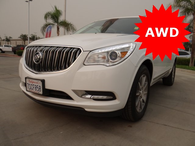 Used 2016 Buick Enclave Leather Group in Hanford, CA