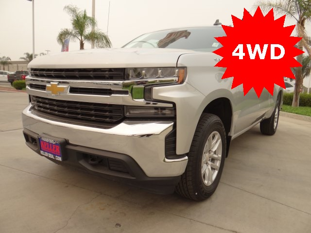Used 2020 Chevrolet Silverado 1500 LT in Hanford, CA