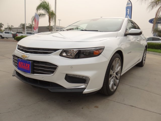 Used 2016 Chevrolet Malibu Premier in Hanford, CA