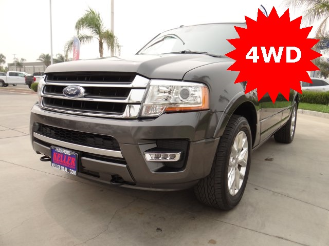 Used 2017 Ford Expedition Limited in Hanford, CA