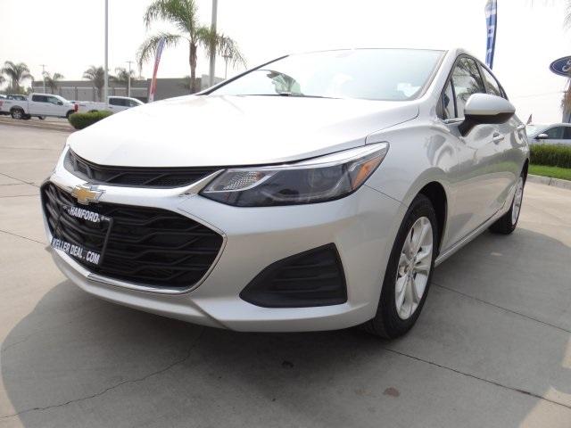 Used 2019 Chevrolet Cruze LT in Hanford, CA