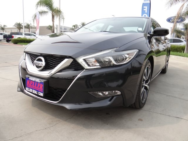 Used 2017 Nissan Maxima 3.5 S in Hanford, CA