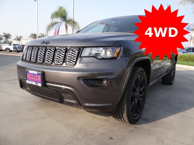 Used 2018 Jeep Grand Cherokee Altitude in Hanford, CA