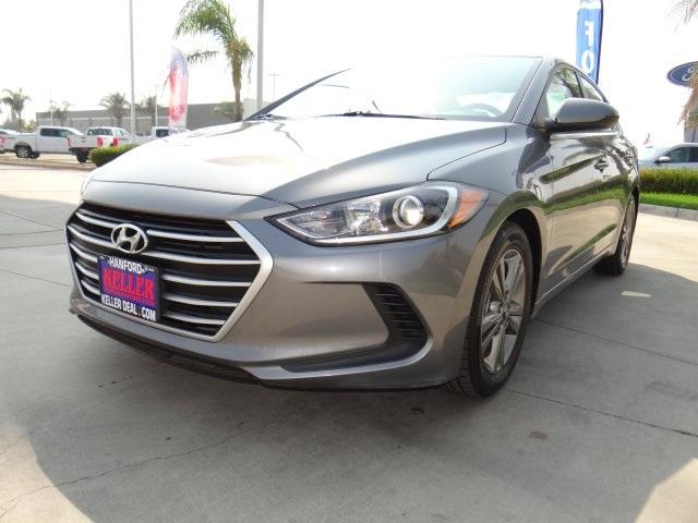 Used 2018 Hyundai Elantra SEL in Hanford, CA