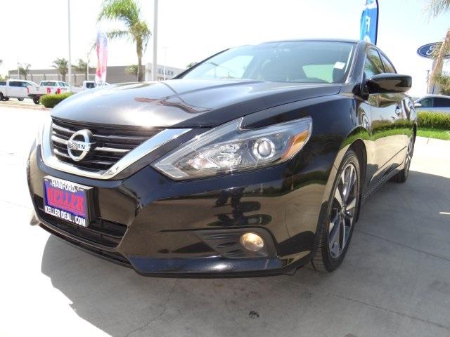 Used 2016 Nissan Altima 2.5 SR in Hanford, CA