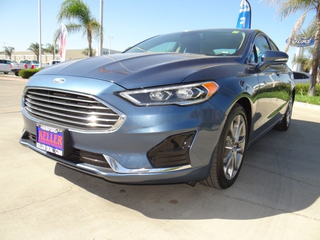 Used 2019 Ford Fusion SEL in Hanford, CA